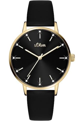 s.Oliver Quarzuhr »SO-4159-LQ« kaufen