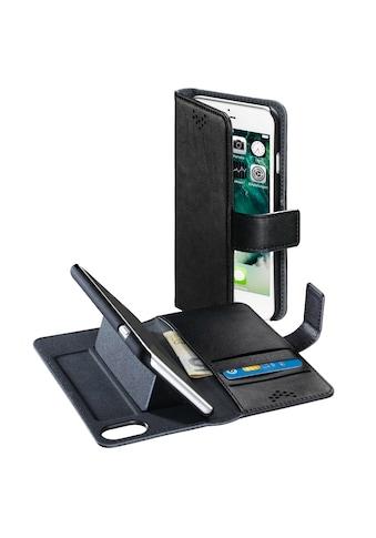 Hama Smartphone Booklet Handyhülle für Apple iPhone 6/6s/7/8 »Tasche Schutzhülle, schwarz« kaufen
