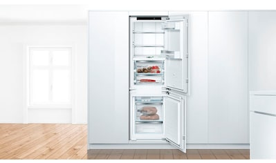 BOSCH Einbaukühlgefrierkombination 8, 177,2 cm hoch, 55,8 cm breit kaufen