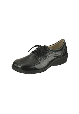 Natural Feet Schnürschuh, mit weitem Fußbett kaufen