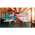 Architects Paper Fototapete »Atelier 47 Used Star 2«, 3D-Optik