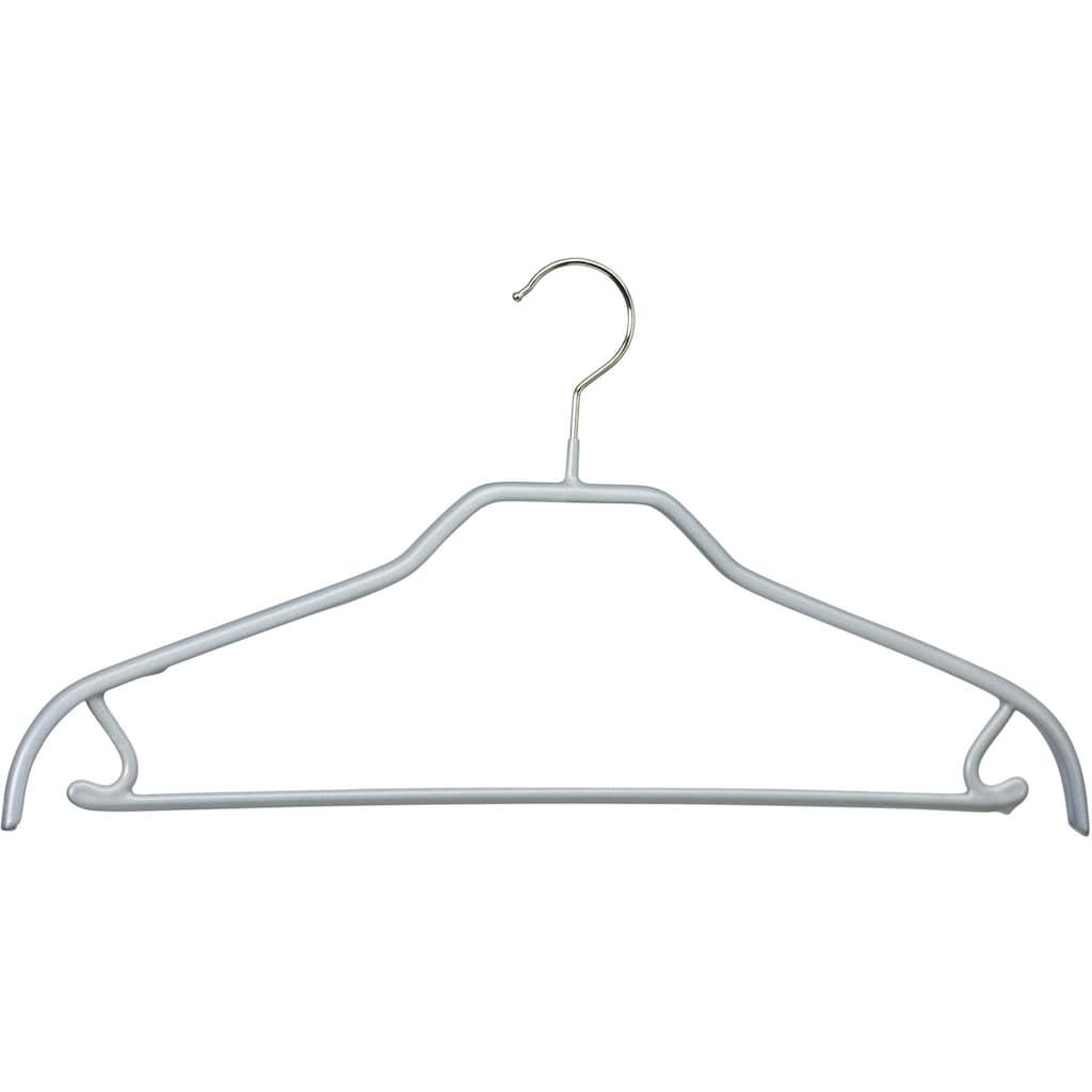 MAWA Kleiderbügel »Silhouette 41/FRS«, (Set, 10 tlg.)
