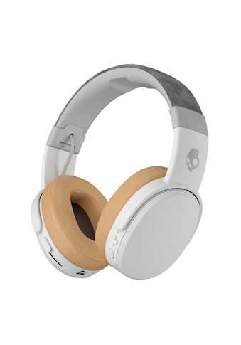 Skullcandy Headset »CRUSHER Wireless OVER - EAR W/MIC 1 Gray/Tan/Gray« kaufen