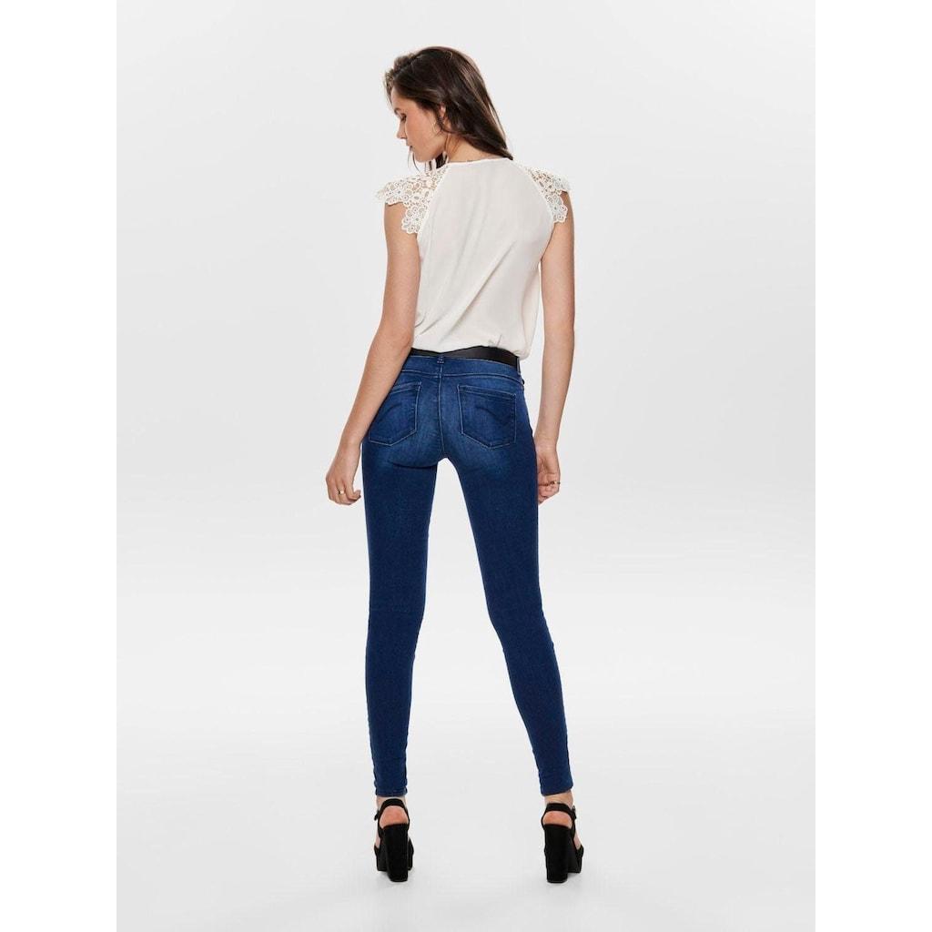 Only Skinny-fit-Jeans »CARMEN«