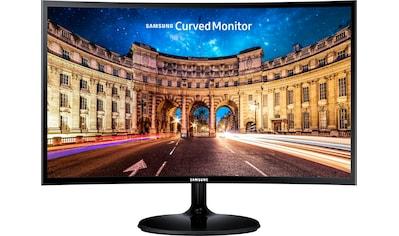 "Samsung Curved-LED-Monitor »C24F390FHR«, 59,8 cm/23,5 "", 1920 x 1080 px, Full HD, 4 ms Reaktionszeit, 60 Hz kaufen"