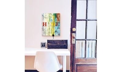 Artland Schlüsselbrett »Buntes Zuhause« kaufen