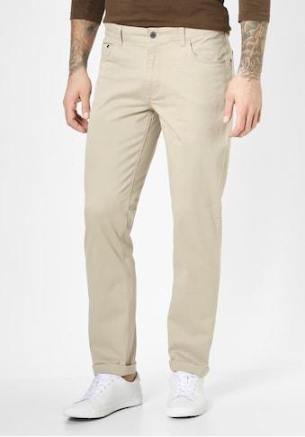 Redpoint Stoffhose »Milton«, stylische uni 5-Pocket kaufen