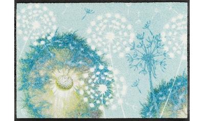 wash+dry by Kleen-Tex Fußmatte »Leone«, rechteckig, 7 mm Höhe, Schmutzfangmatte kaufen