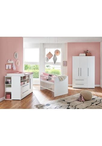arthur berndt Babyzimmer-Komplettset »Romy«, (Set, 4 St.), Made in Germany; mit... kaufen