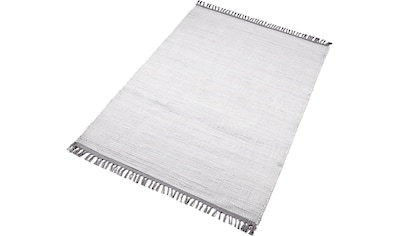 Teppich, »Fanoos«, Home affaire, rechteckig, Höhe 5 mm, handgewebt kaufen