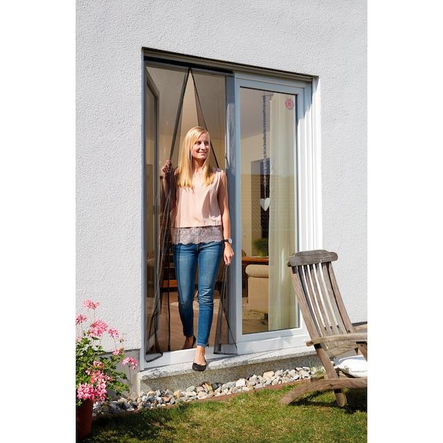 SCHELLENBERG Set: Insektenschutz-Vorhang BxH: 90x210 cm