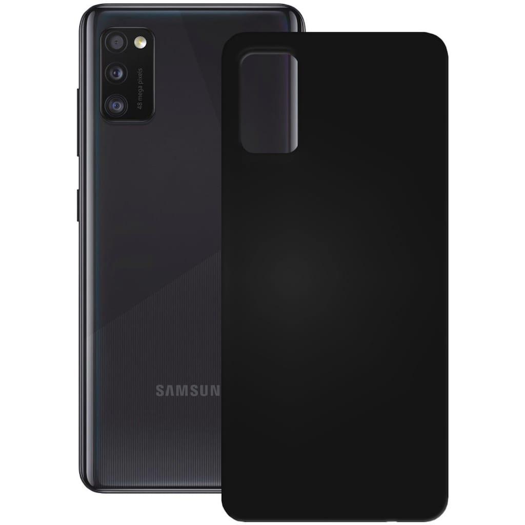 PEDEA Handyhülle »Soft TPU Case für Samsung Galaxy A41«, Samsung Galaxy A41, Cover