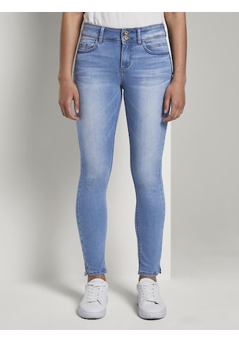 TOM TAILOR Skinny-fit-Jeans »Alexa Skinny Contour Jeans in Ankle-Länge« kaufen