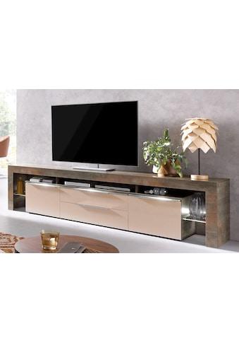borchardt Möbel Lowboard »Lima«, Breite 220 cm kaufen