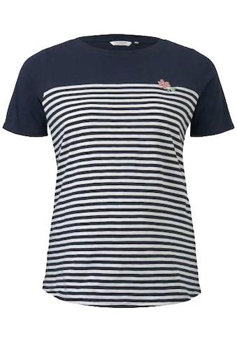 TOM TAILOR MY TRUE ME Kurzarmshirt kaufen