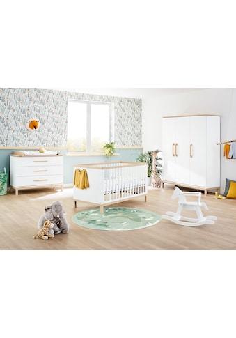 Pinolino® Babyzimmer-Komplettset »Light«, (Set, 3 St.), breit groß; mit Kinderbett,... kaufen