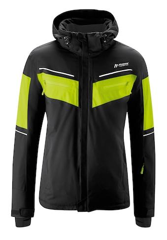 Maier Sports Skijacke »Podkoren«, Warm, wasserdicht, atmungsaktiv kaufen