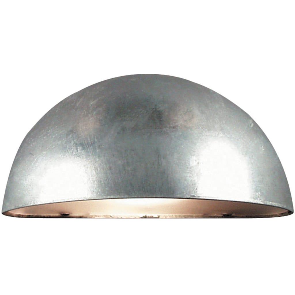 Nordlux Außen-Wandleuchte »Scorpius«, E14, Schirm aus verzinktem Stahl