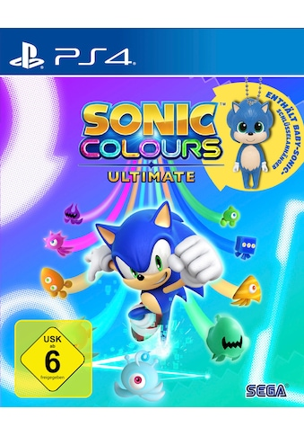 Koch Media Spiel »Sonic Colours: Ultimate Launch Edition«, PlayStation 4 kaufen