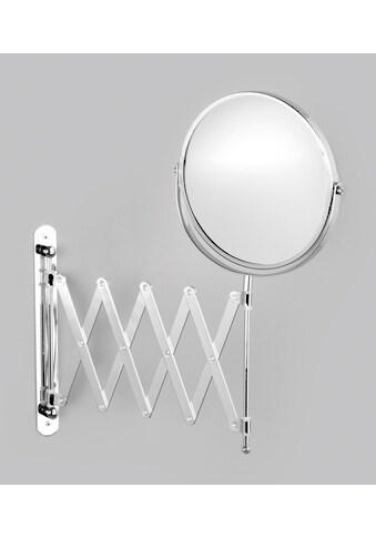 ZELLER Badspiegel »Kleopatra«, 1x/3x, Ø 17 cm kaufen