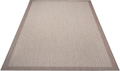 Teppich, »Violet«, my home, rechteckig, Höhe 3 mm kaufen