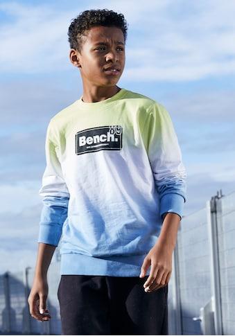 Bench. Sweatshirt »Street Concept« kaufen