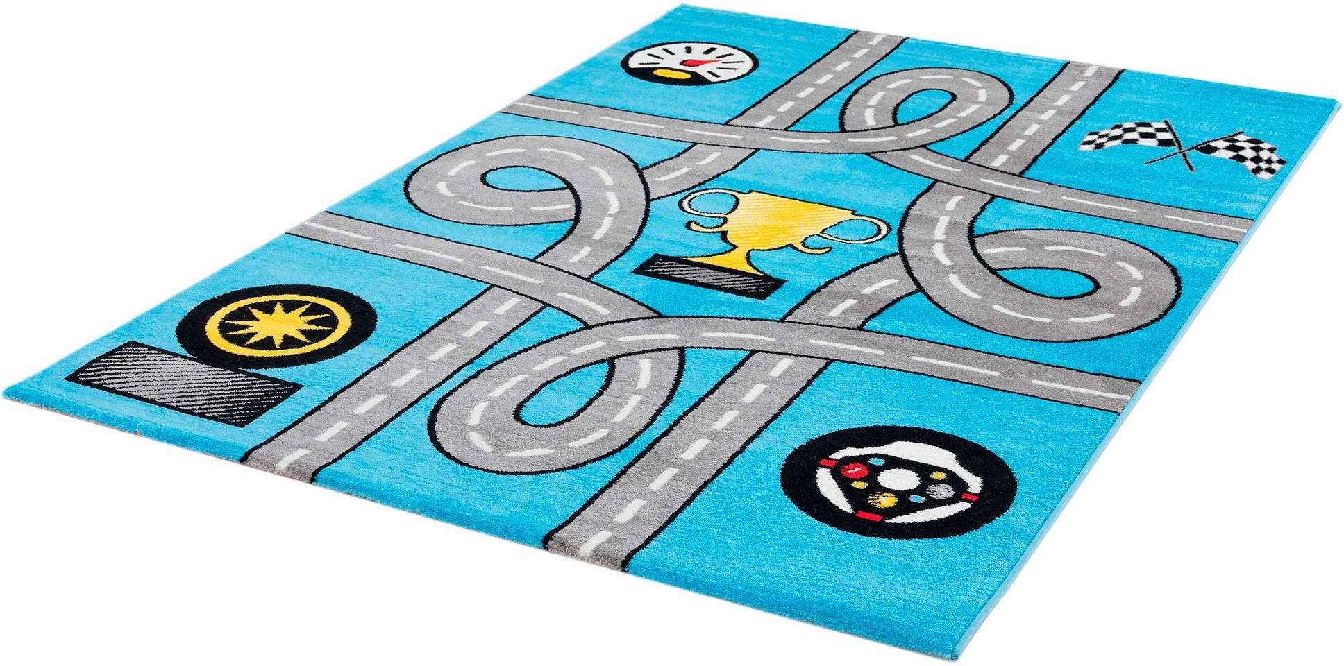 Kinderteppich Bambino 2115 Sanat Teppiche rechteckig Höhe 12 mm maschinell gewebt