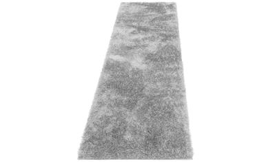 Home affaire Hochflor-Läufer »Malin«, rechteckig, 43 mm Höhe, besonders weich durch Microfaser kaufen