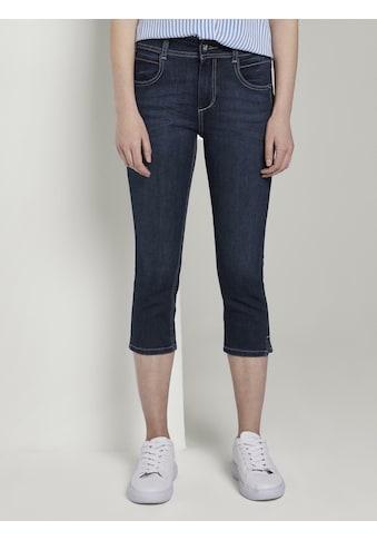 TOM TAILOR 3/4-Jeans »Kate Slim Capri-Jeans« kaufen