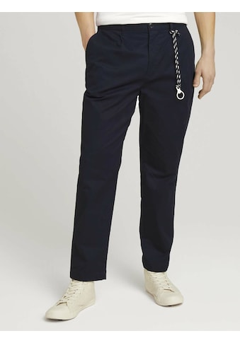 TOM TAILOR Denim Chinohose »Relaxed Fit Chinohose mit Bio-Baumwolle« kaufen