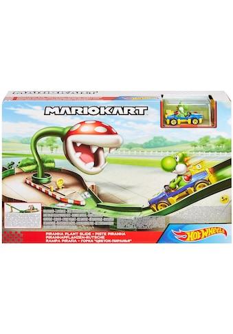 """Hot Wheels Spiel - Gebäude """"Mario Kart Piranha - Pflanzen - Trackset"""" kaufen"""