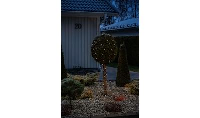 KONSTSMIDE LED Tropfenlichterkette, Draht kaufen