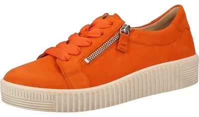 Gabor Sneaker »Lederimitat« kaufen