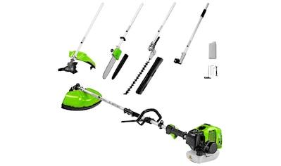 ZIPPER Gartenpflege - Set »ZI - GPS182J«, Entaster, Sense, Trimmer, Heckenschere kaufen