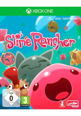 Skybound Games Spiel »Slime Rancer«, Xbox One kaufen
