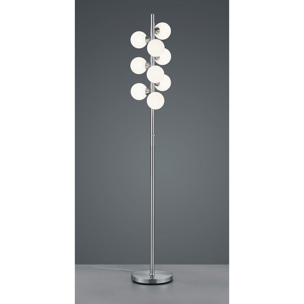 TRIO Leuchten Stehlampe »Alicia«, G9, 1 St., integrierter Dimmer, Leuchtmittel tauschbar