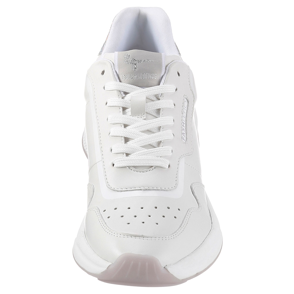 Tamaris Sneaker »Fashletics«, mit praktischem Wechselfußbett