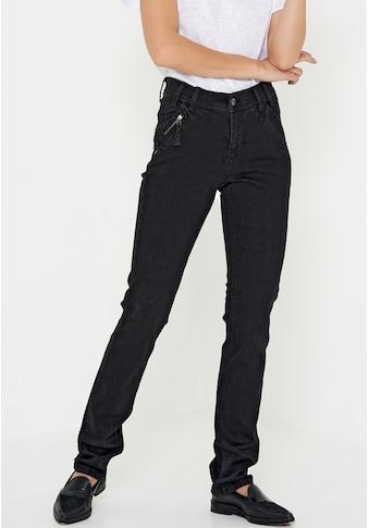 Denim Hunter High - waist - Jeans »Cape« kaufen