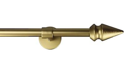 GARESA Gardinenstange »Spyrna«, 1 läufig-läufig, Wunschmaßlänge kaufen