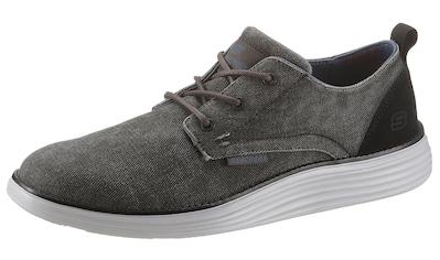 Skechers Sneaker »STATUS 2.0«, im coolen Jeans-Look kaufen