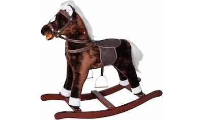 Knorrtoys® Schaukelpferd »Brauny« kaufen