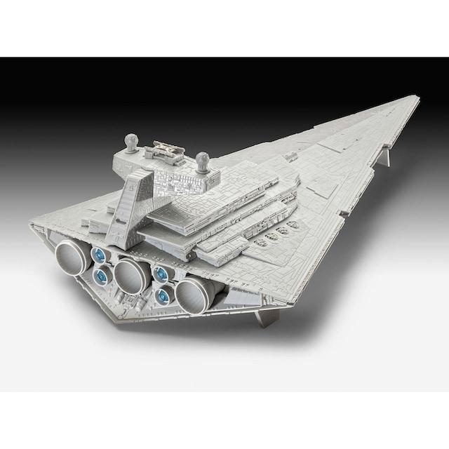 "Revell® Modellbausatz ""Build & Play-Disney Star Wars™ Imperial Star Destroyer™"", Maßstab 1:4000, (Set)"