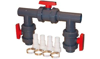KWAD Pool-Wärmepumpe »Bypass Kit D50 für Wärmepumpen«, für Pools bis 60.000 l kaufen