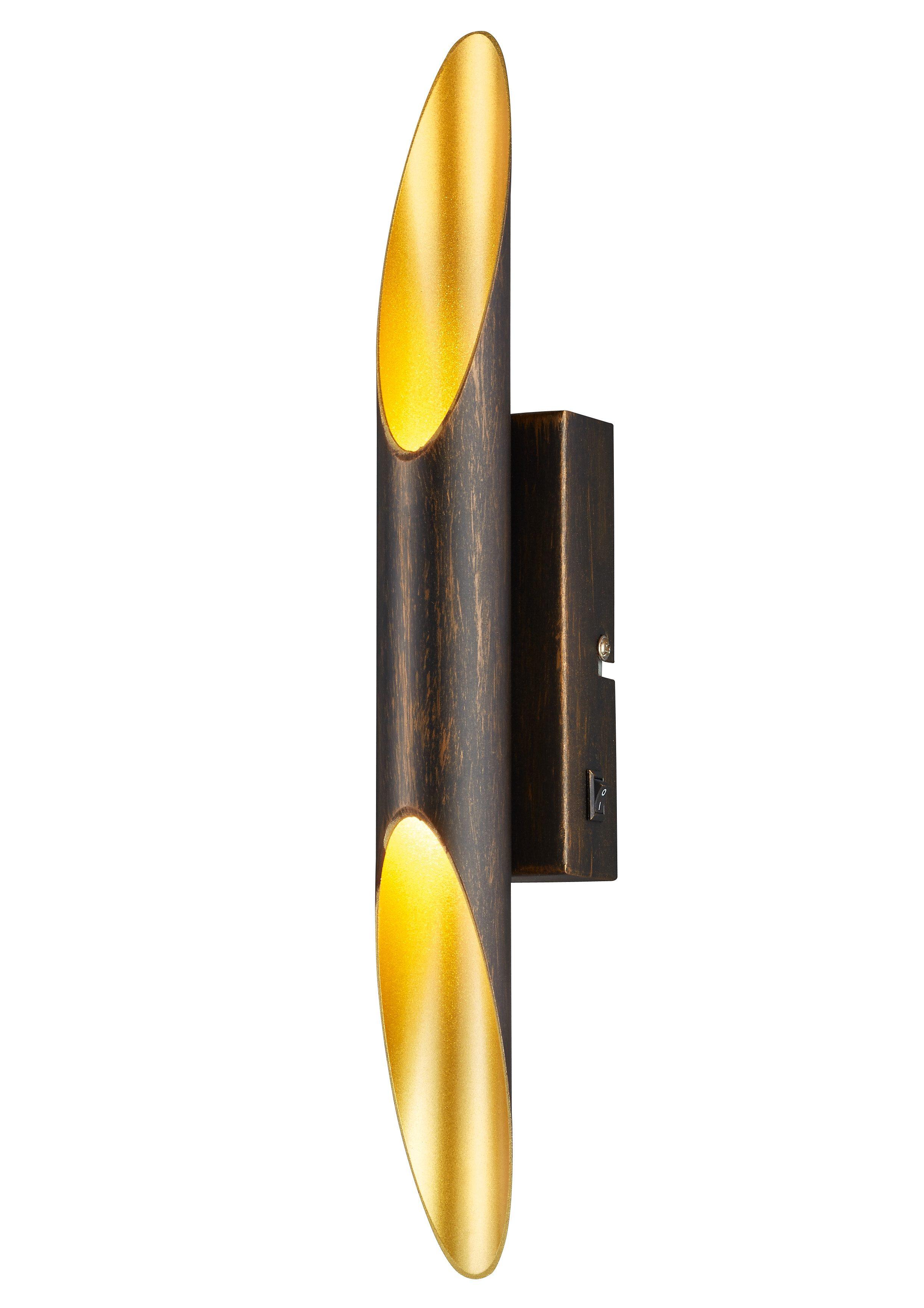 TRIO Leuchten,LED Wandleuchte BOLERO