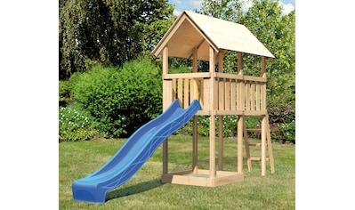 ABUKI Spielturm »Winnie 3«, BxT: 107x202 cm, mit Rutsche kaufen