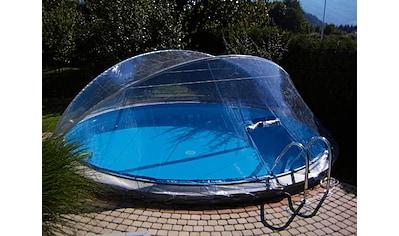 KWAD Abdeckung »Cabrio Dome«, für Pools, ØxH: 460x145 cm kaufen