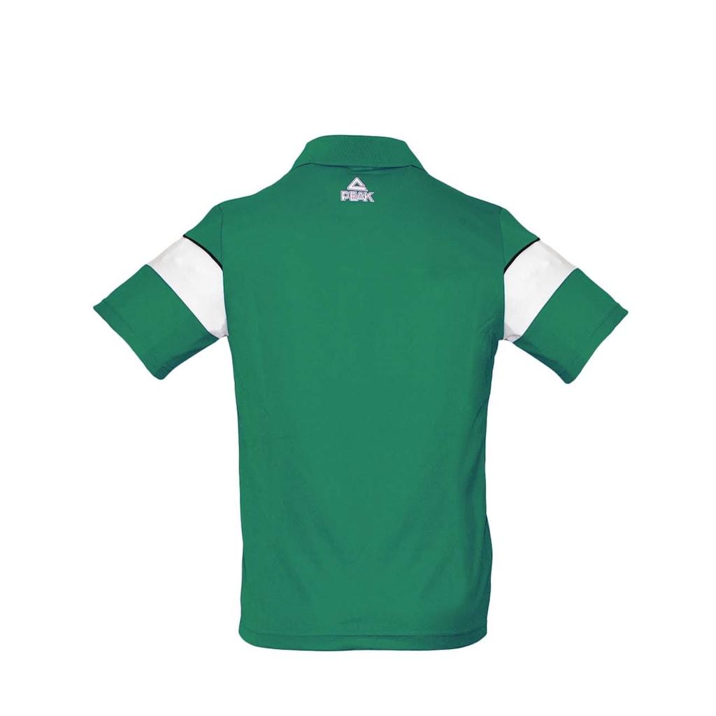 PEAK Poloshirt, in dezentem Design