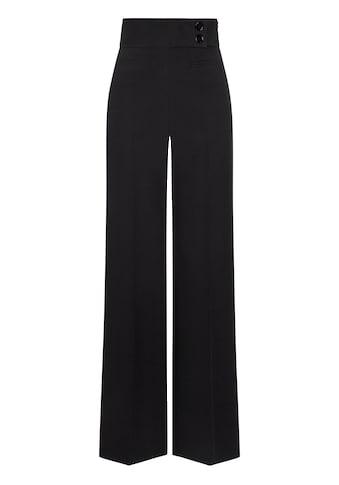 Nicowa Elegante Taillenbund-Hose COREANA mit weitem Bein kaufen