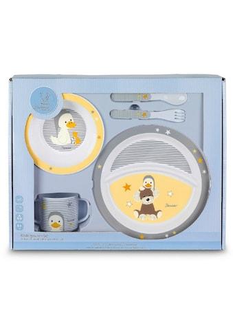 Sterntaler® Kindergeschirr-Set »Hanno II und Edda II«, (5 tlg.) kaufen