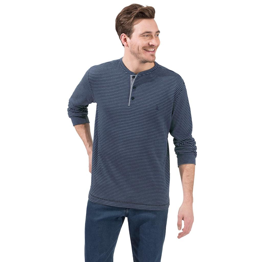 Catamaran Langarm-Shirt in trageangenehmer, pflegeleichter Qualität